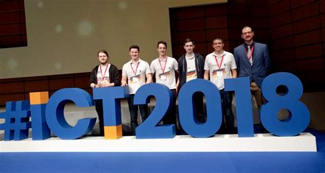Winners of ECSC 2018 attend ICT Exhibition — ENISA