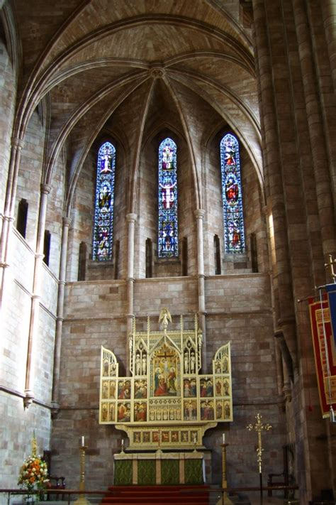 """""""Inside Shrewsbury Abbey"""" by Jens Eichstaedt at"""