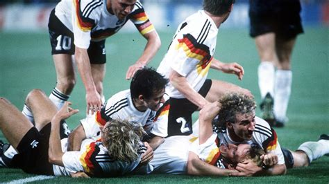 1990 WORLD CUP FINAL: Germany FR 1-0 Argentina - FIFA