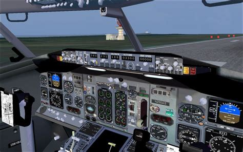 Project Open Sky Boeing 737-400 VC for FSX