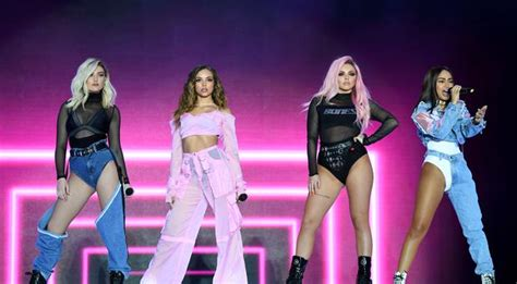 Little Mix announce Belfast date for 2019 LM5 tour