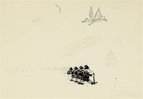 JRR Tolkien's Never-Before-Seen MIDDLE EARTH Drawings