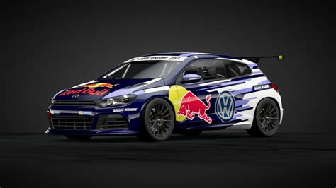 WRC Red Bull - Car Livery by Lost_Sheltie   Community