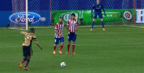 Diego Costa Scores Cracking Volley At Full Stretch As
