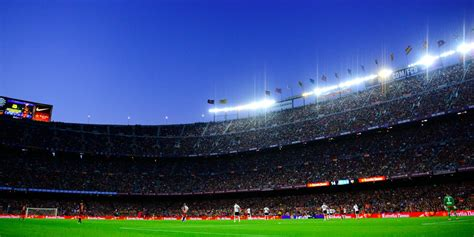 Major League Soccer Stadiums And How They Prepare For