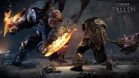 Beware, Lords of the Fallen will be killing you from