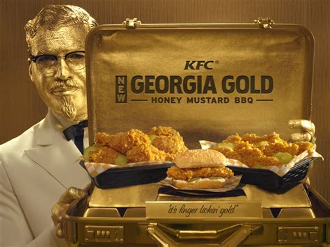 KFC just revealed a new Colonel Sanders   Business Insider