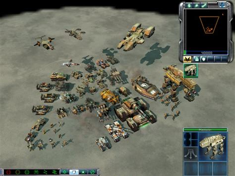 Review of all GDI units image - Kane's Wrath Reloaded mod