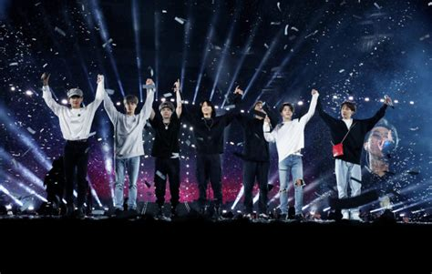 BTS to broadcast one of their concerts at Seoul's Olympic