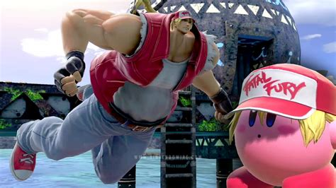 Terry Bogard Showcase | Final Smash, Kirby Copy, and MORE