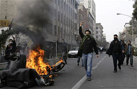 Opposition Protests in Tehran on Ashura Eve - TIME