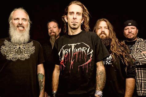 Lamb of God 'Far Along Into the Writing Process' for New Album