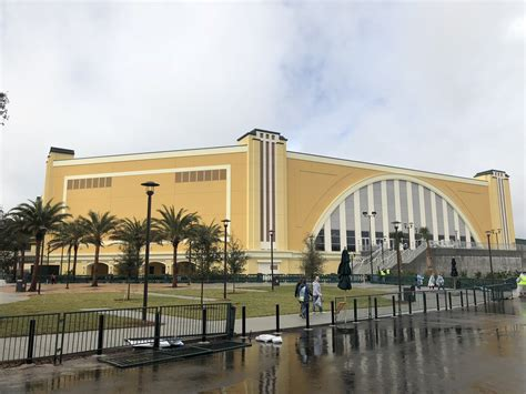 New Multi-Use Arena to Open at ESPN Wide World of Sports