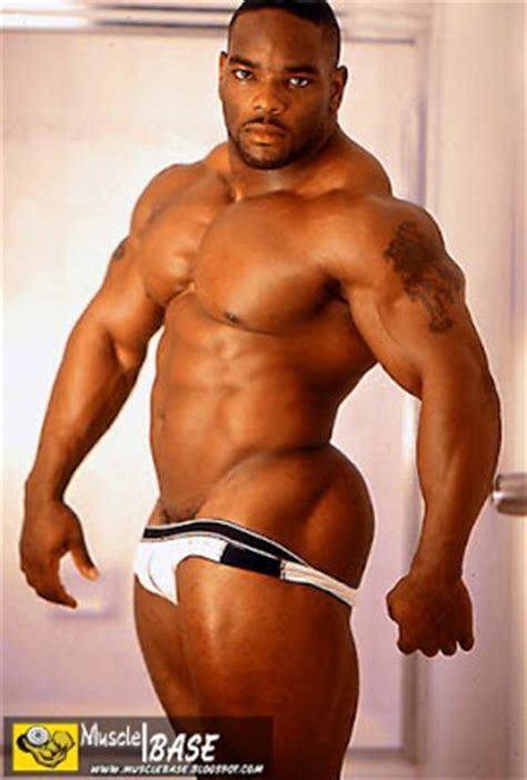 Johnnie Jackson - Muscle Base   New Bodybuilding Contests