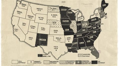 The State Where Women Voted Long Before the 19th Amendment