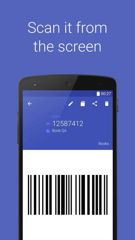 Barcode Generator for Android - APK Download