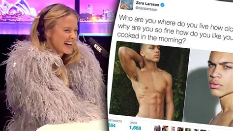 Zara Larsson Saw A Guy She Liked On Twitter And He's Her