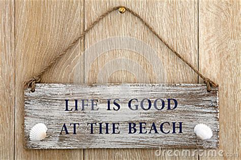 Life Is Good At The Beach Stock Photo - Image: 39147564