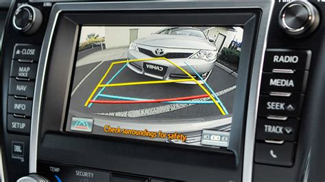 Installing A Reverse Cam Can Make Your Life A Lot Easier
