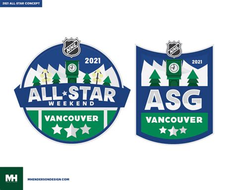 Concept: The 2021 NHL All-Star Game in Vancouver — Matthew