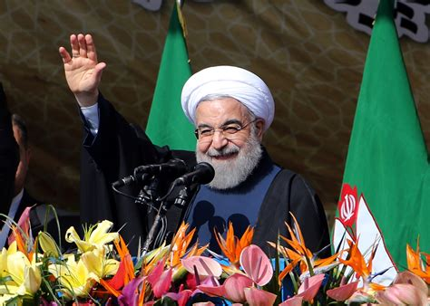 Iran elections 2016: President Rouhani texts citizens