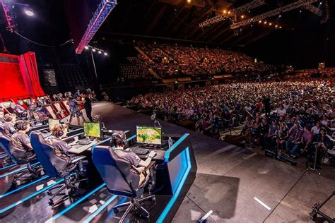 The biggest and best eSports stadiums in the world