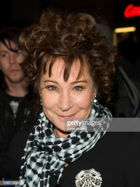 Zoe Wanamaker Stock Photos and Pictures   Getty Images