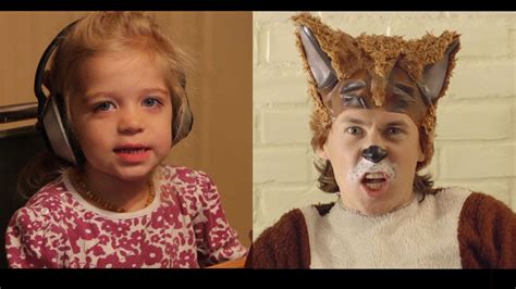 My Girl Sings - What Does the Fox Say - Ylvis - YouTube