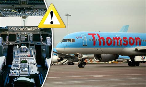 T Holidays: Panic on flight as pilot collapses in