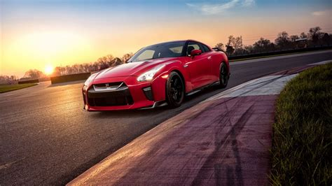 Nissan GT R Track Edition 2017 4K Wallpapers | HD