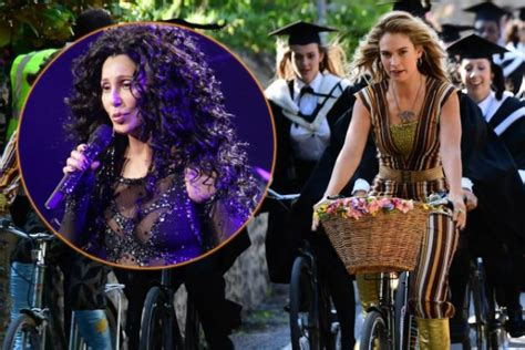 Cher joins the cast of 'Mamma Mia! Here We Go Again