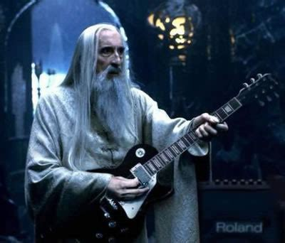 91-Year-Old Christopher Lee Is The Oldest Charting