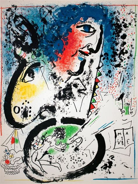 Oeuvres de Marc Chagall   AbeBooks