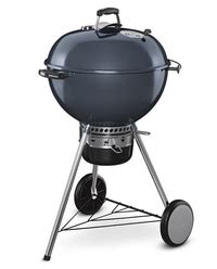 Weber - 57cm Mastertouch with Gourmet BBQ System Grate