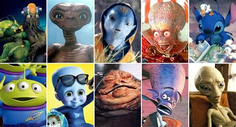 The Cutest Aliens In The Movies? VOTE! - Rediff