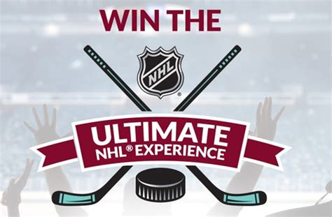 Triangle Experiences Ultimate NHL Experience Contest