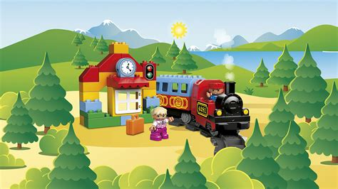 10507 My First Train Set - LEGO DUPLO Products and sets