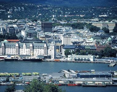 About Oslo, Norway, Emerald Princess Baltic Cruise Guide