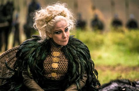 Zoë Wanamaker and Kelly Reilly on why Britannia is a girl