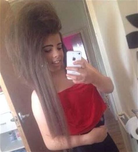 Prom Hairstyle Fails - Funny - Faxo
