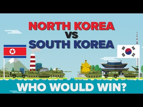 North and South Korea may soon announce the official end