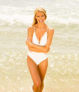 Beth Stern's Stunning Swimsuit Shoot Photographed by Hubby