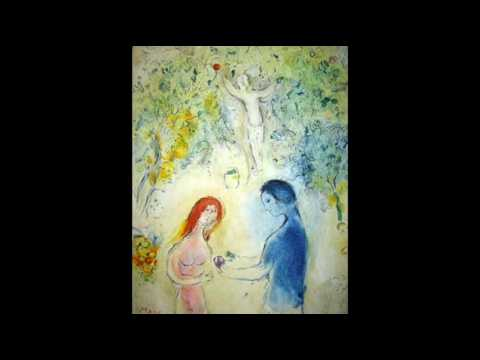 (after) Marc Chagall - Carmen, Print For Sale at 1stdibs