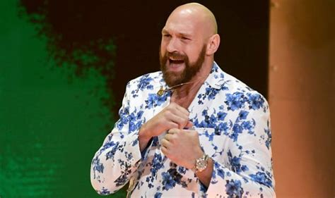 Tyson Fury net worth: How much will boxing star earn from