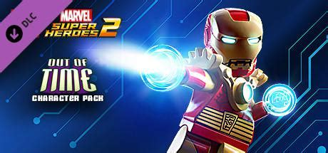 LEGO Marvel Super Heroes 2: Out of Time Character Pack for
