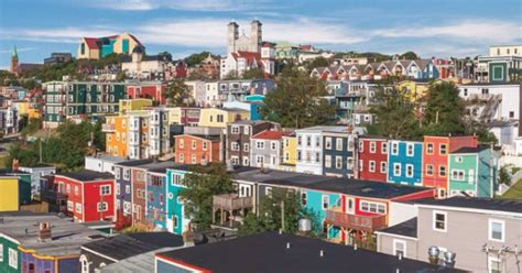 Newfoundland city - 15 free HQ online Puzzle Games on
