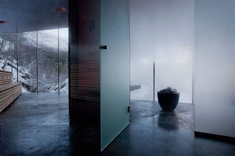 The Home from 'Ex Machina' is Actually a Hotel in Norway